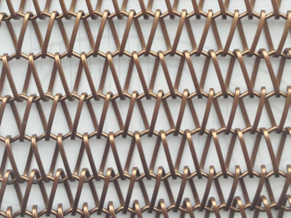 Decorative Wire Mesh For Partitions
