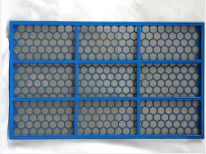 Oil Shale Shaker Screen Filters