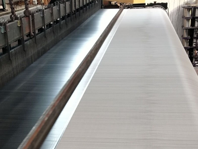 Stainless Steel Wire Cloth Loom